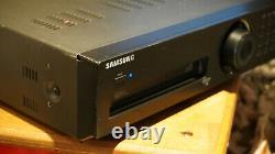 Samsung Srd-1652dp 16ch Dvr 4tb Hd Realtime 400fps H. 264 DVD Cctv Recorder