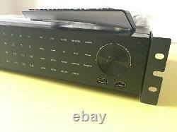 Samsung Srd-1673d 16 Channel Enregistreur Cctv Dvr 2tb