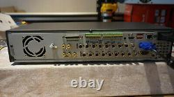 Samsung Srd-1673d 16 Channel Enregistreur Cctv Dvr 2tb-10tb Télécommande Manuelle Installée