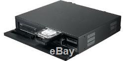 Samsung Srd-1676d Enregistreur Cctv Dvr Temps Réel 1280h Hdmi Usb Vision À Distance Hdd