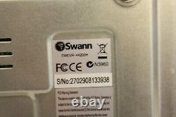 Swann 12 Channel Swdvr-44200h 4 Channel Cctv Recorder Dvr
