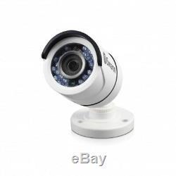 Swann 4575 Dvr 4 To Enregistreur 2 To Kit De Vidéosurveillance 2xt852 2xt854 1080p Hd 4