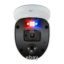 Swann 8 Channel 1tb Dvr Enregistreur Avec 4 X 1080p Full Hd Enforcer Caméras Cctv Royaume-uni