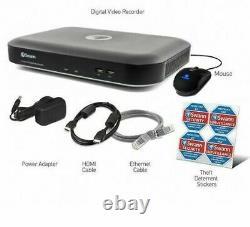 Swann 8mp Ultra Hd 4k Cctv Enregistreur 1tb 4 Channel Dvr Security System Outdoor