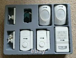 Swann 960h Pro Security 8 Channel Enregistreur Vidéo Numérique 4cameras Unused