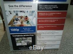 Swann Cctv Dvr8 4600 Enregistreur Avec 4 X Pro A855 Hd 1080p Hd Caméras Massif 2tb