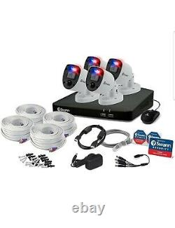 Swann Cctv Systems, 8 Canaux 2 To Dvr Recorder Avec 4k Ultra Hd, Swdvk-856804rl