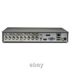 Swann Dvr16-4550 16 Canal 1080p Hd 2 To Dvr Cctv Recorder E