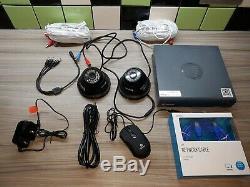 Swann Dvr4 4400 Enregistreur Avec 2 X 720p Hd Caméras Accueil Cctv Système