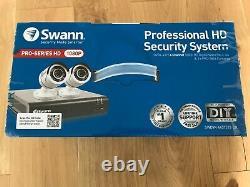 Swann Dvr4-4575 4 Canaux Enregistreur Vidéo Numérique Hd Et De 2xpro- T853 Caméras