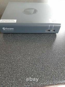 Swann Dvr4 4580 4 Channel Recorder 2x1080msb 2x1080msd Hd 4 Caméras Cctv Kit