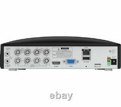 Swann Dvr8 4680 8 Channel Hd 1080p Dvr Ahd Tvi 2 To Hdd Cctv Recorder Hdmi Vga