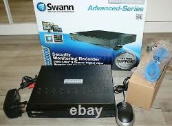 Swann Dvr-1400 (swdvr-81400h) Enregistreur Vidéo Numérique Hdd De 8 Canaux 500 Go #ref110