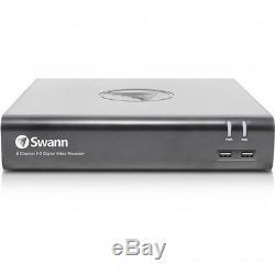 Swann Dvr 1600 4 Caméra Cctv Enregistreur Vidéo Numérique Hd 8 Canaux 2 To