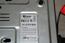 Swann Dvr-4100 (swdvr-44100h) 4 Canaux Enregistreur Vidéo Numérique Hdd 500 Go #ref123