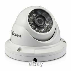 Swann Dvr 4550 Enregistreur Vidéo Numérique 4 Canaux Hd Caméra Dôme Pro-t854 2 To Cctv