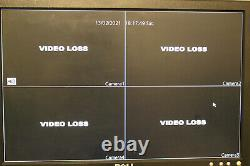 Swann Dvr-4550 Full Hd 1080p 4 Channel 1tb Hdd Cctv Digital Video Recorder #ref1