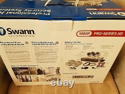 Swann Dvr 4575 8 Channel Hd Recorder 1 To Avec 4 Caméras Pro-t853 Cctv