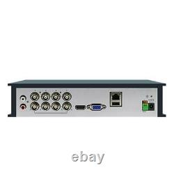 Swann Dvr-4580 8 Channel Digital Video Recorder Avec Disque Dur 1 To Et 6 X Thermique