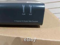 Swann Dvr 84550 Cctv 8 Canaux Hd 720p Enregistreur Vidéo Numérique Hdd 2to Cctv 6 Cam