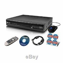 Swann Nvr4-7082 720p 4 Canaux Nvr Network Video Recorder 1tb Hdd 1mp Hd Cctv