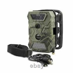 Swann Outback Cam 12mp Caméra Extérieure 1080p Hd Video Portable Enregistreur Cctv Dvr
