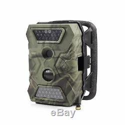 Swann Outback Cam 12mp Caméra Extérieure Enregistreur Portable Vidéo Hd 1080p Cctv Dvr