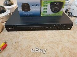 Système De Cctv Enregistreur Dvr 8 To 1 To, 9 Caméras, Vga Hdmi Haute Qualité Qvis Apollo