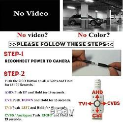 Système De Sécurité Domestique Pour Enregistreur Cctv 4ch Hd Dvr 1440p De Caméra Vidéo De 4mp