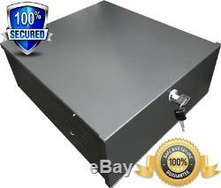 Verrouillables Cctv Coffre-fort Dvr Boîtier Enregistreur Verrou De Sécurité Box 21 X 24x 8