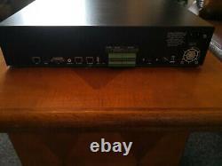 Vista Quantique Evo Enregistreur Vidéo Numérique Dvr Cctv Qnwr 16 × 75 Watts Cannels 12tb
