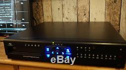 Vista Quantum Plus Enregistreur Cctv Dvr Système 2tb 16 Canaux Hd Qp16-2000f
