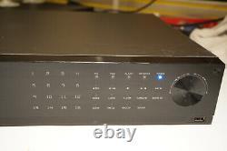 Wisenet Srd-1694 16 X Channels Tvi Uhd Enregistreur Vidéosurveillance 1080p Ahd Dvr En Temps Réel