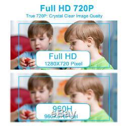 XVIM Hd 1080p Enregistreur Vidéo 1500tvl Cctv Système Kit Caméra De Sécurité Extérieure Ir