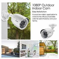 Zosi 1080p 16 Channel 8 Camera Security System 16 Channel Dvr Recorder Et 8