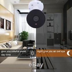Zosi 1080p 1tb Dvr Enregistreur 3000tvl Caméra Ir Cctv Extérieur Système De Sécurité