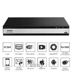 Zosi Autonome Dvr 16ch 1080p Hd Hdmi Hybrid Recorder For Security System Kit
